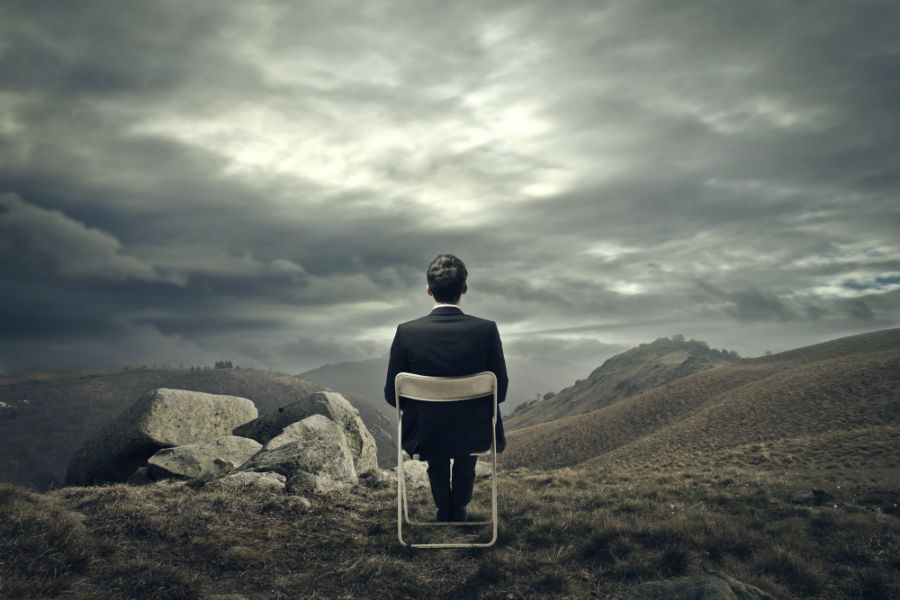 Депрессия после отпуска