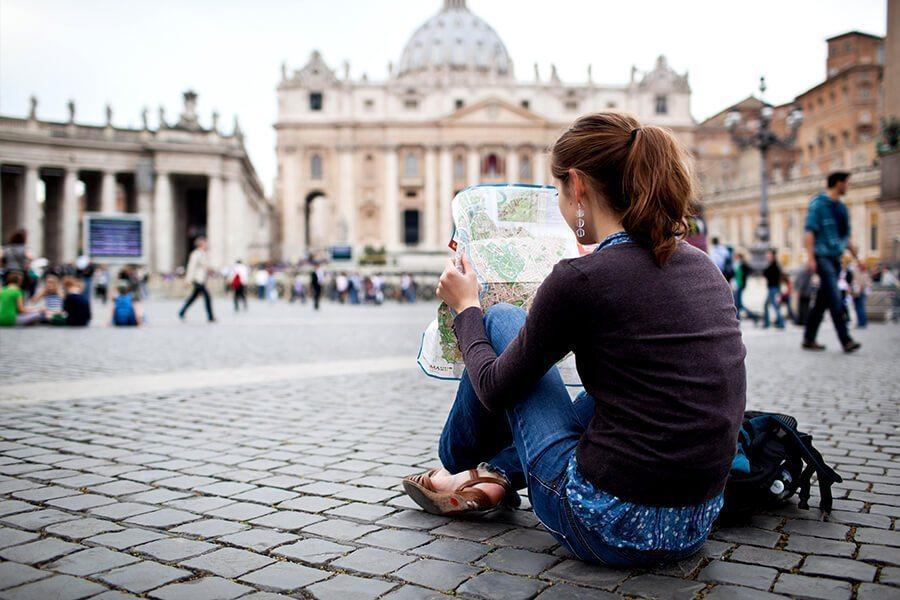 Ошибки туристов