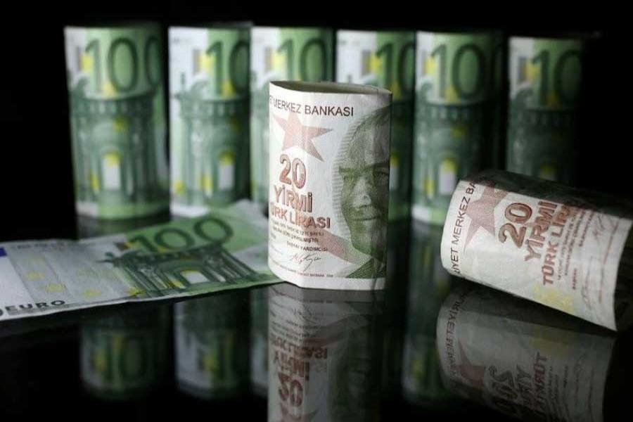 Турция переходит на евро