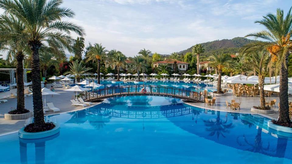 Кемер - Queen's Park Resort Tekirova