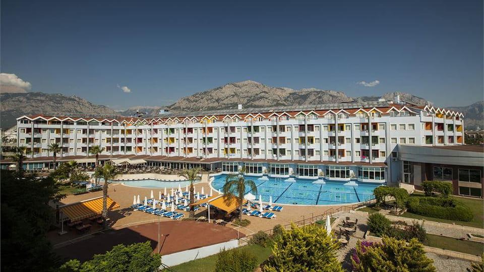 Кемер - Rox Royal Hotel