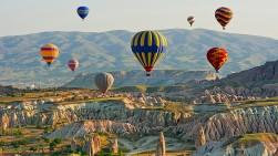 Что посмотреть в Каппадокии с воздушного шара?