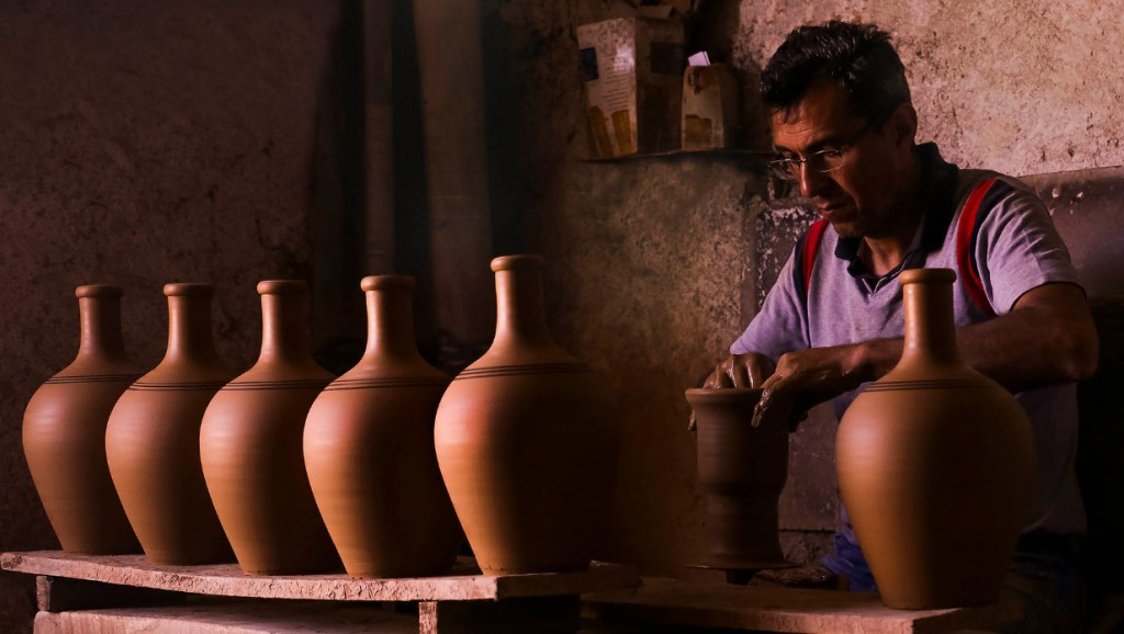 Традиционное гончарное ремесло в Каппадокии