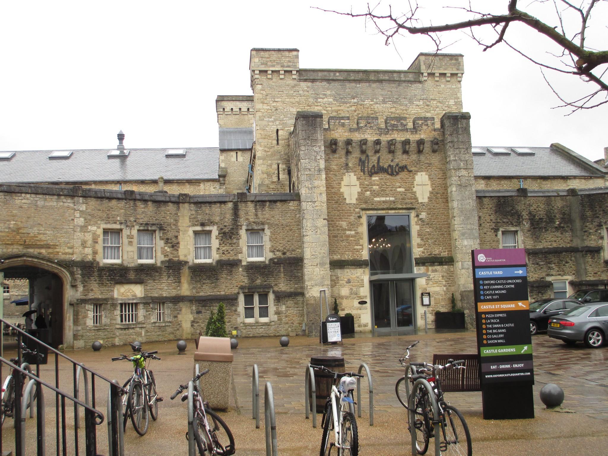 Бутик-отель Malmaison Oxford