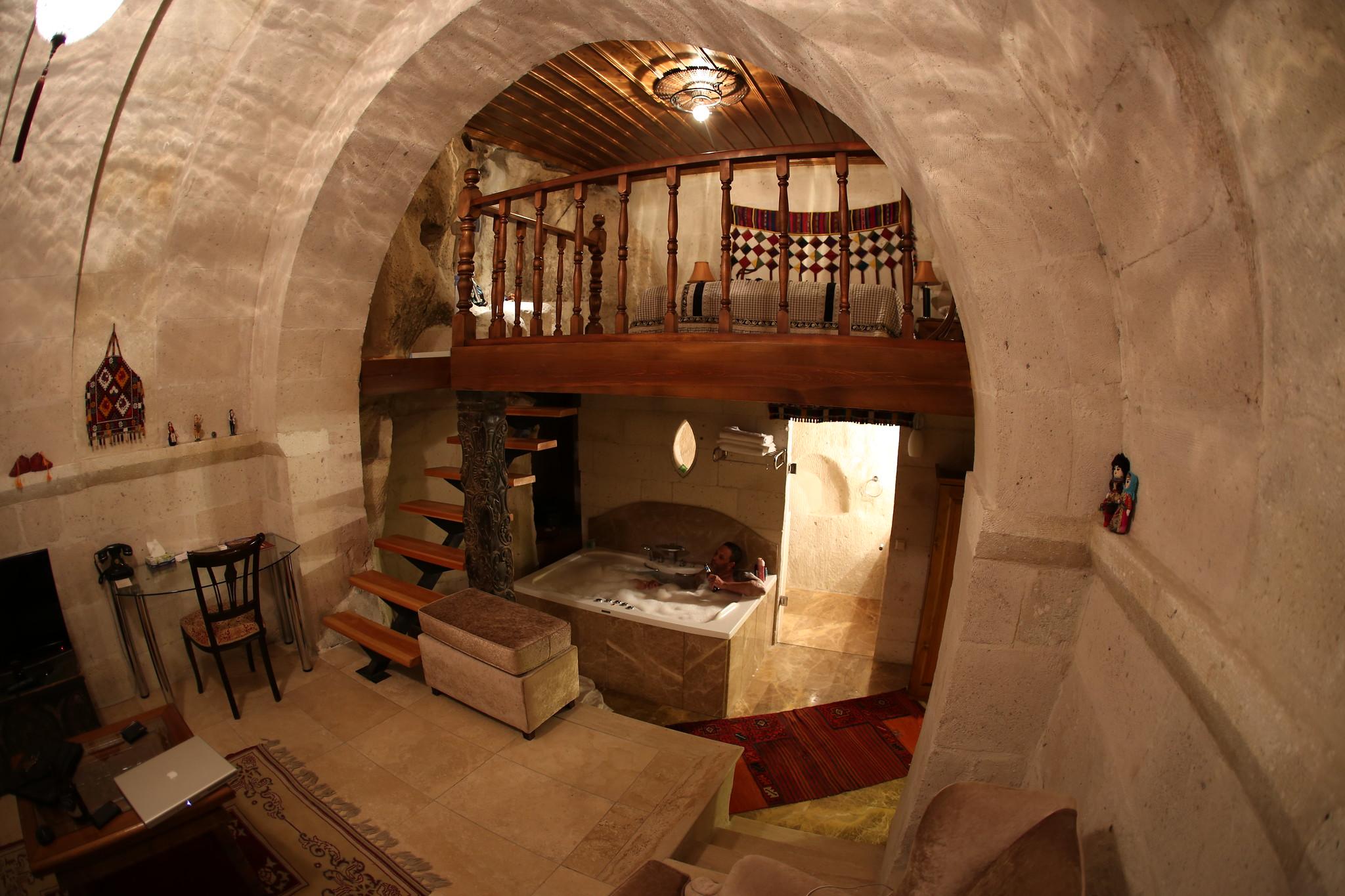 Мини-отель Cappadocia Cave Suites