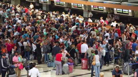 Туристический бум в Турции. Анталия принимает рекордные 5 миллионов туристов