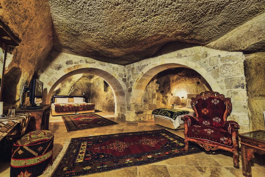 Отель Bezirhane Cave Hotel