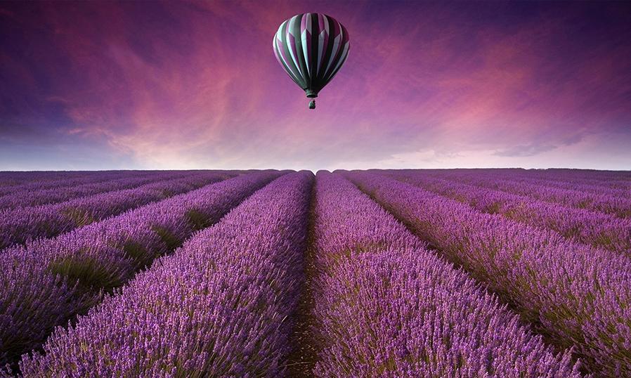 Полет на воздушном шаре в Валенсоль во Франции