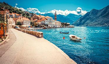 Раннее бронирование туров в Черногорию