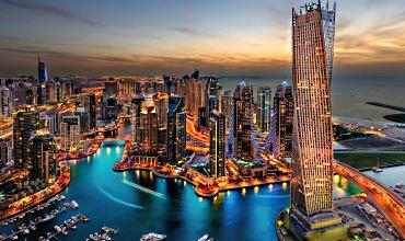 Новогодние туры в ОАЭ