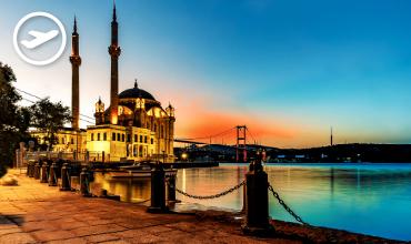 Туры в Стамбул на майские праздники