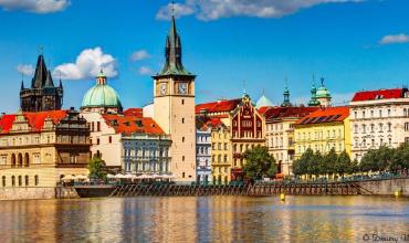 Туры в Прагу на 8 марта