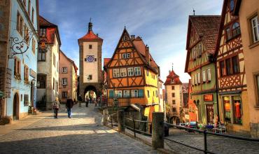 Туры в Прагу на День Конституции