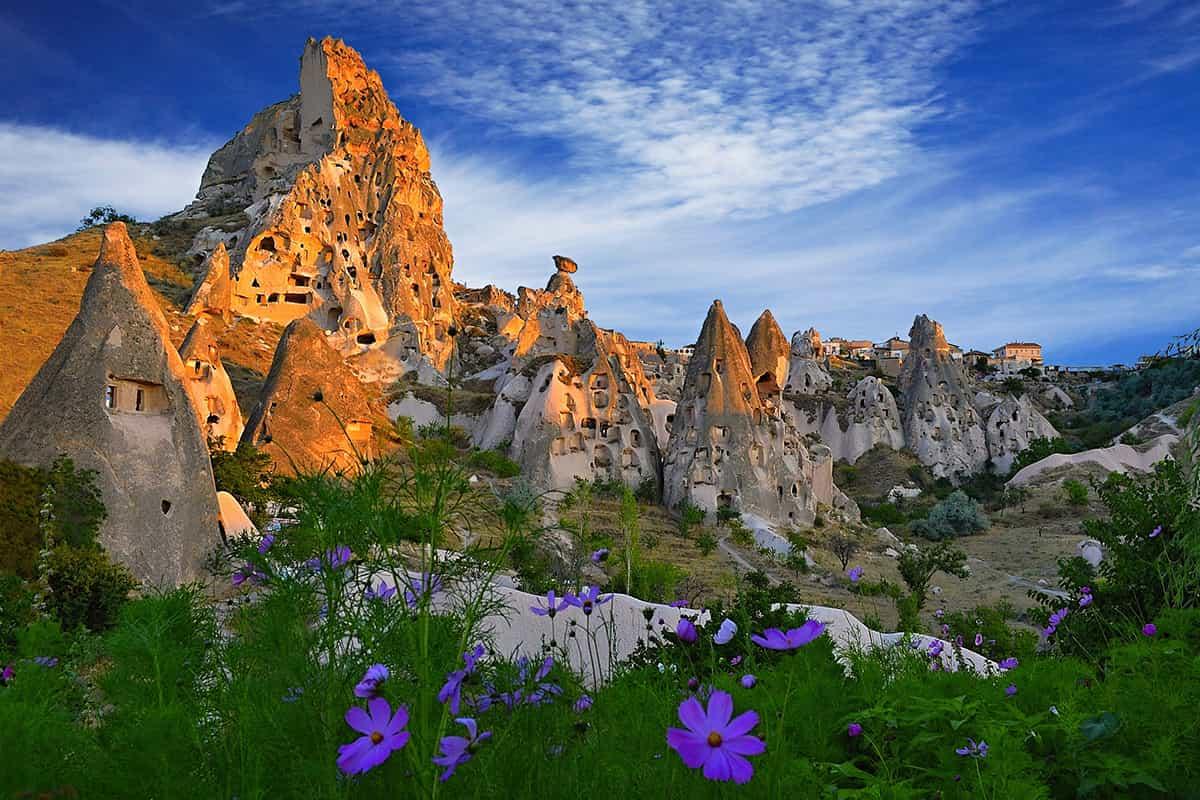 Весна в Каппадокии