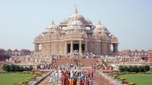 Новый индуистский храм построят в ОАЭ