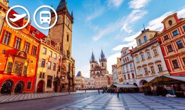 Отдых в Праге на Пасху