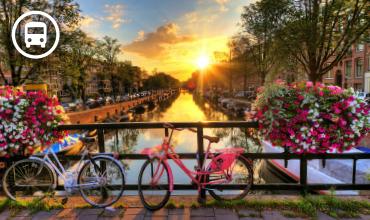 Отдых в Амстердаме на Пасху
