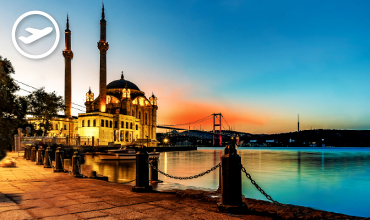 Отдых в Стамбуле на Пасху