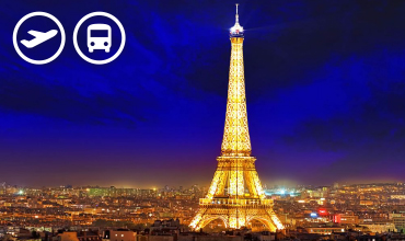Отдых в Париже на Пасху