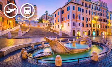 Отдых в Риме на Пасху