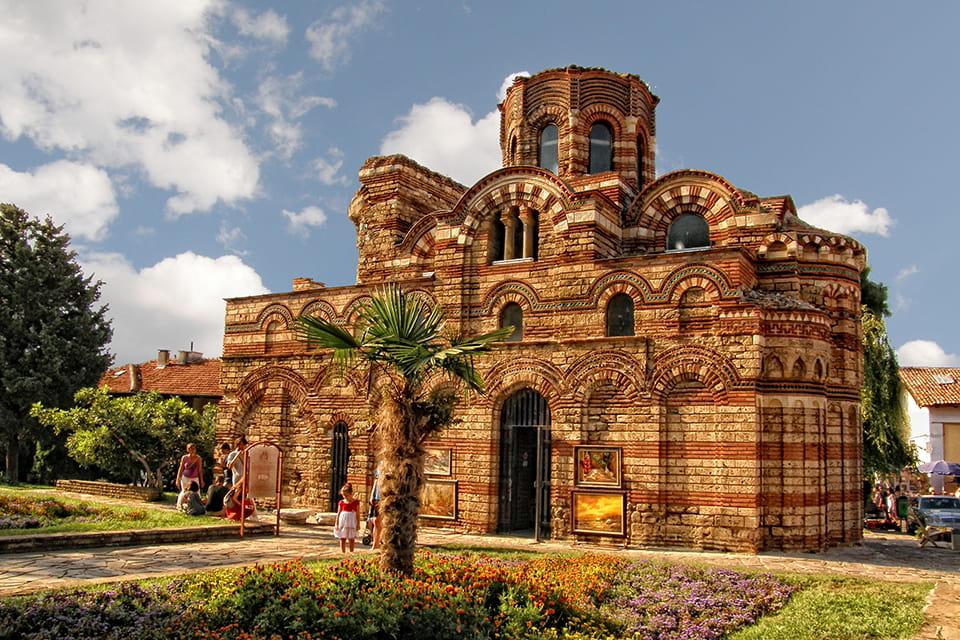 Достопримечательности Болгарии – Несебр