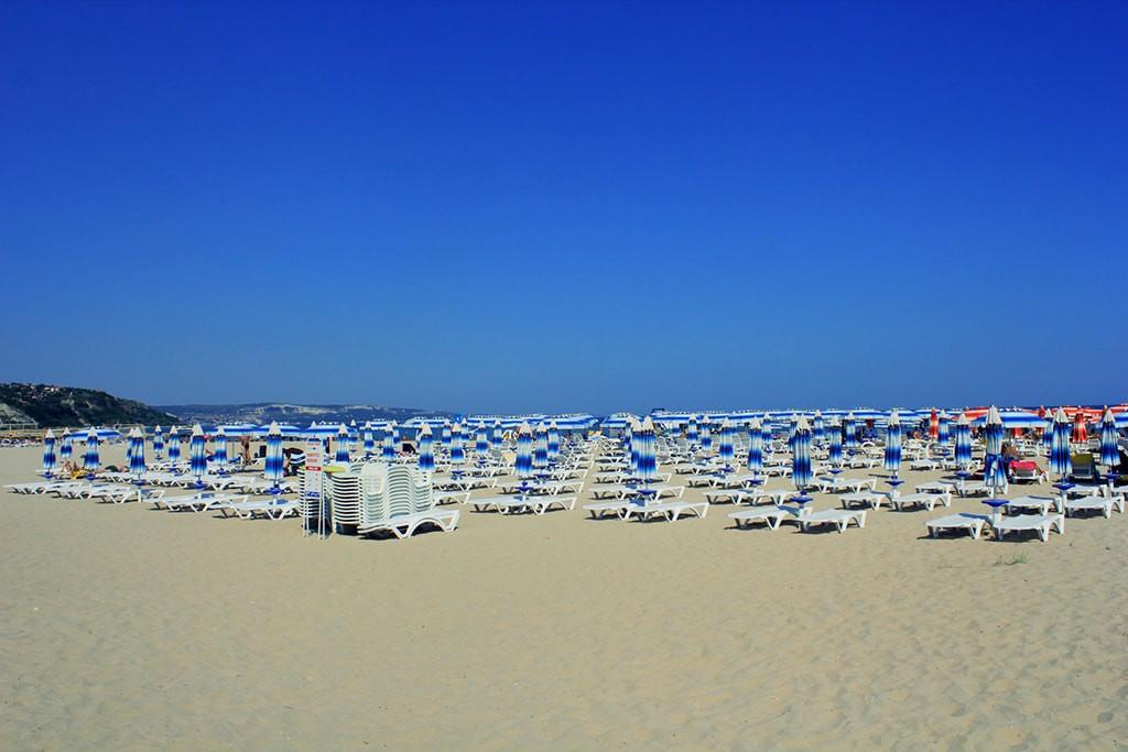 Пляж Албена (Болгария)