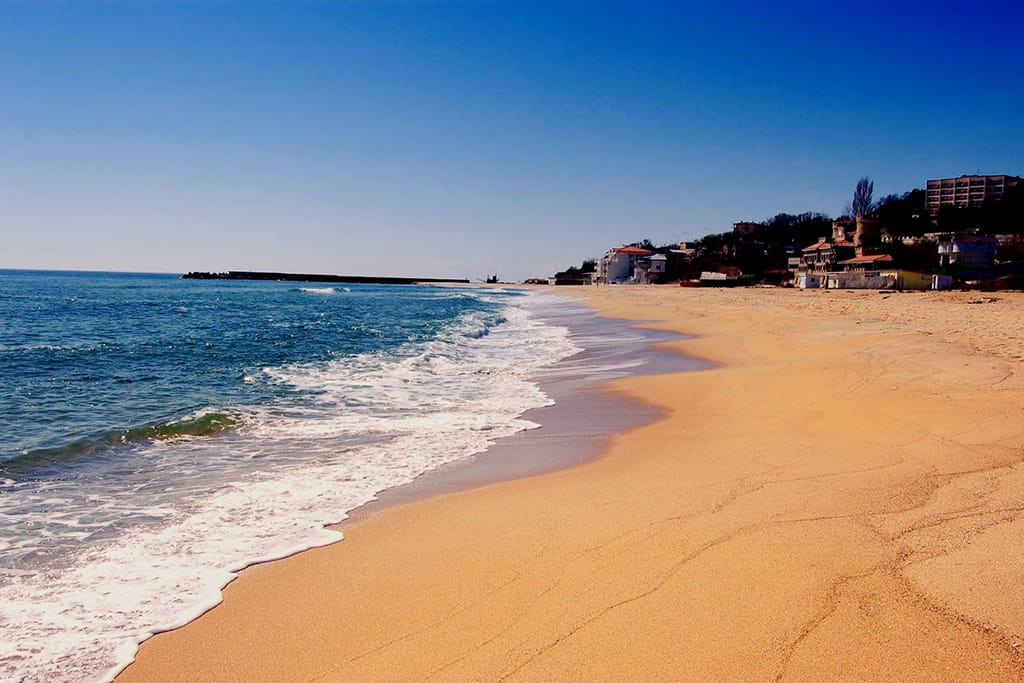 Пляж Золотые Пески (Болгария)