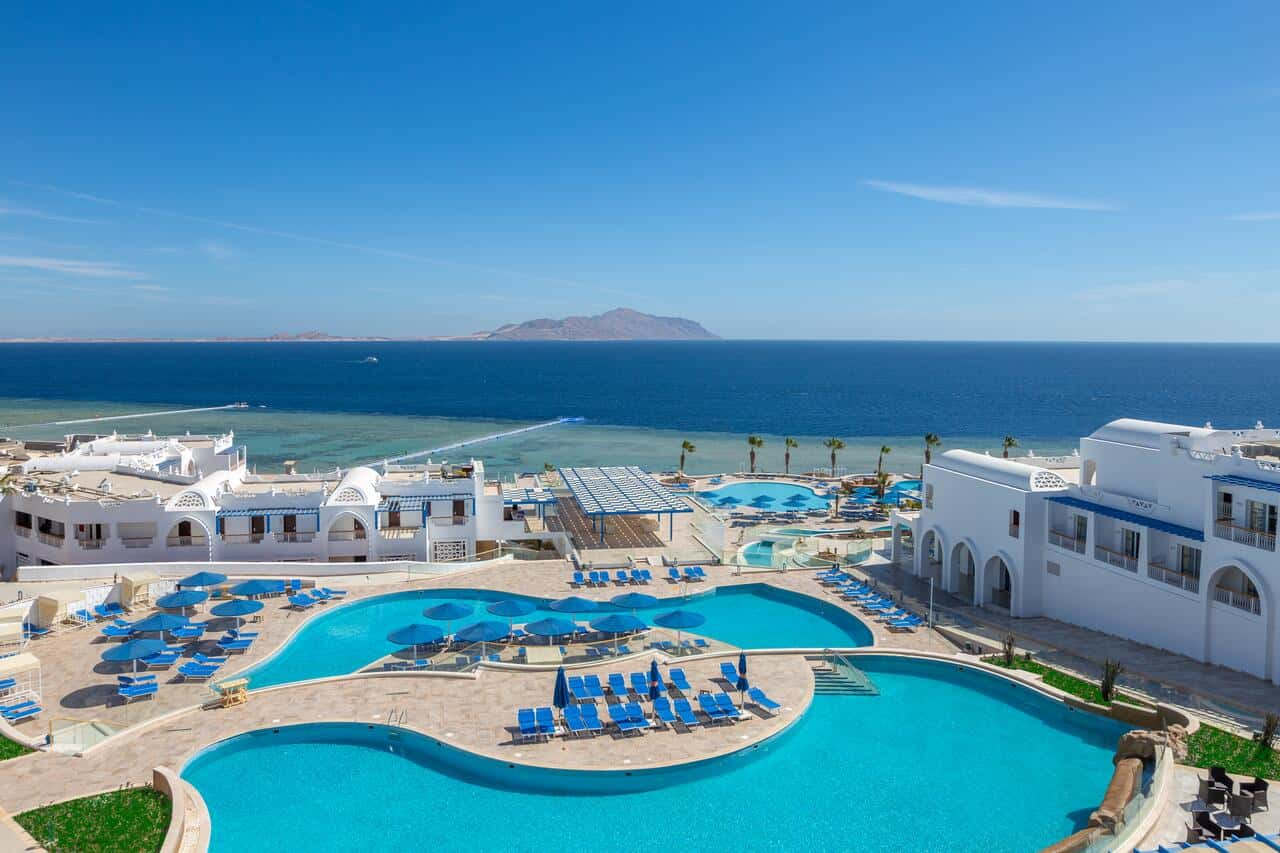 Отель Albatros Palace Resort Sharm El Shiekh