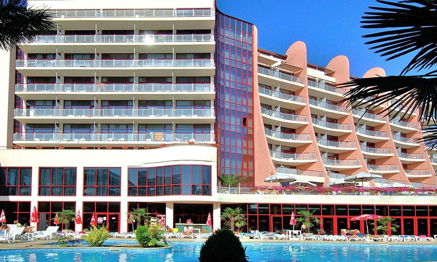 Apollo Golden Sands (ex. Doubletree by Hilton) 4*, Золотые Пески, Болгария