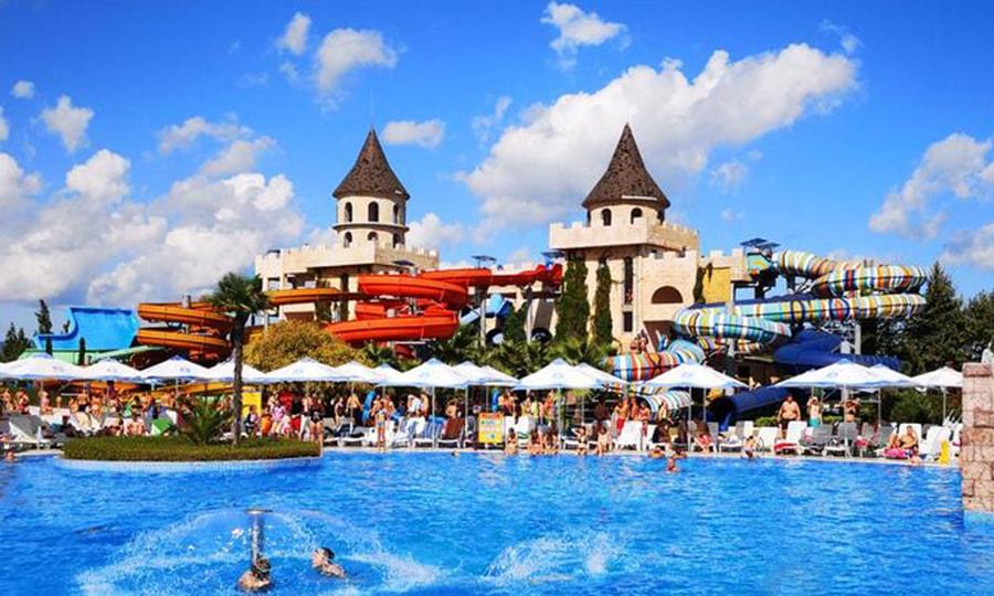Аквапарк Aqua Paradise, Болгария