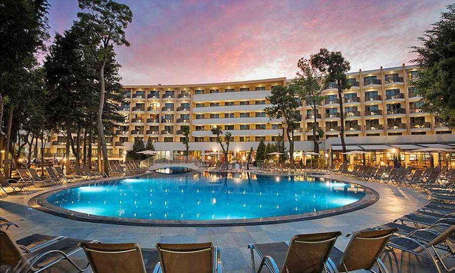 Bor Club Hotel Sunny Beach 4*, Солнечный берег, Болгария