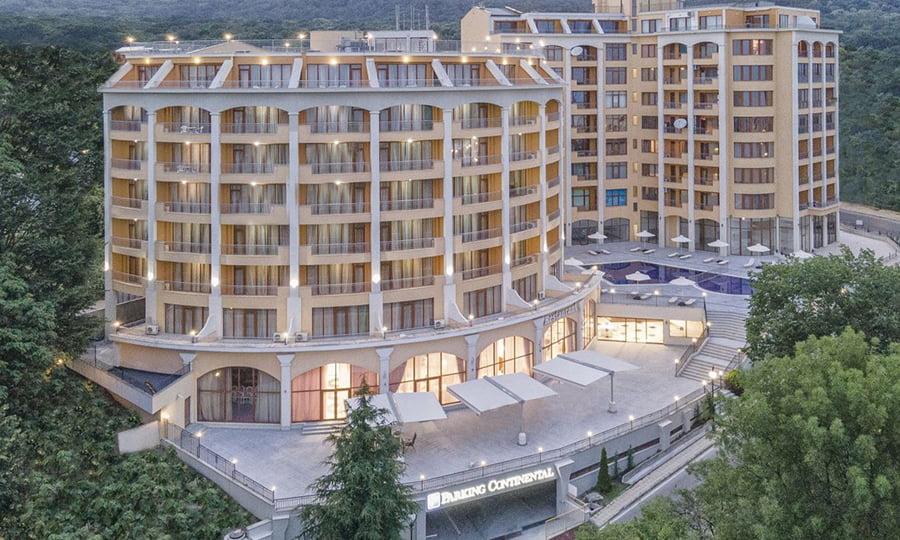 Молодежные отели Болгарии – Continental GS