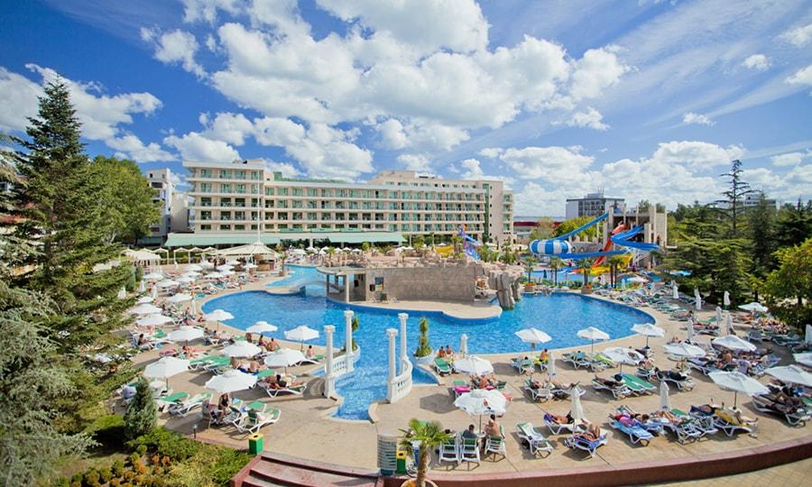 DIT Evrika Beach Club Hotel 4*, Солнечный берег, Болгария
