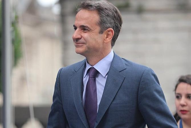 Премьер-министр Греции KP.UA Кириакос Мицотакис