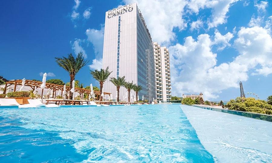 INTERNATIONAL Hotel Casino & Tower Suites 5*, Золотые Пески, Болгария