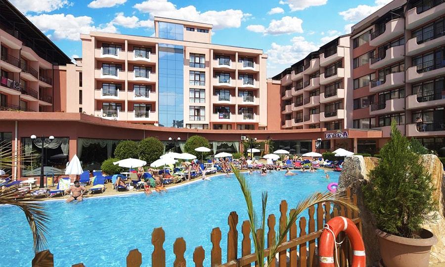 Izola Paradise 3*, Солнечный Берег, Болгария