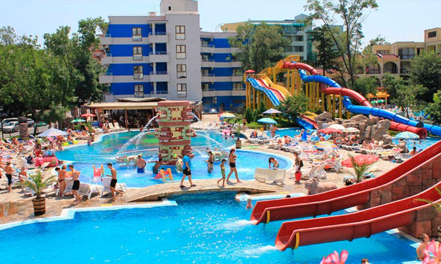Kuban Sunny Beach 4*, Солнечный берег, Болгария
