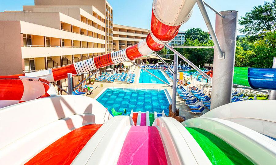 Laguna Park & Aqua Club 4*, Солнечный берег, Болгария