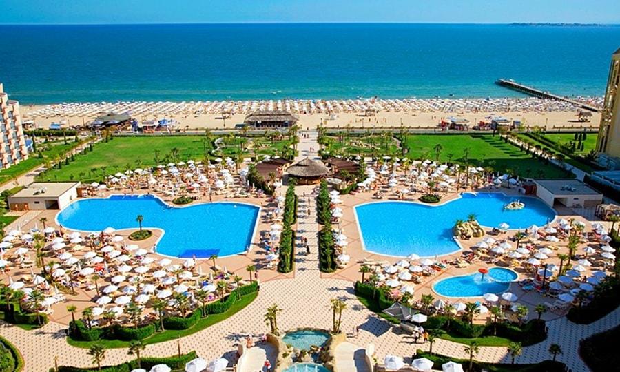 Majestic Hotel 4*, Солнечный берег, Болгария
