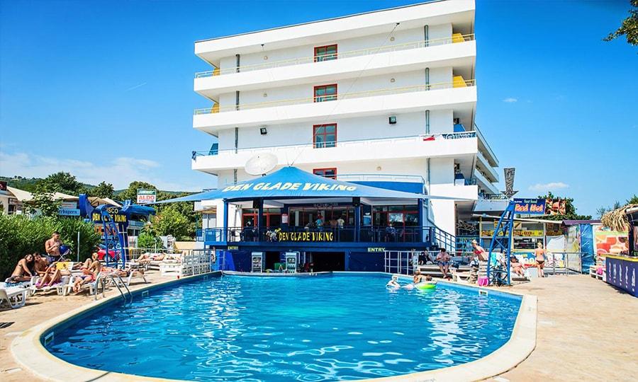 Party Hotel Golden Sands 3*, Золотые пески, Болгария
