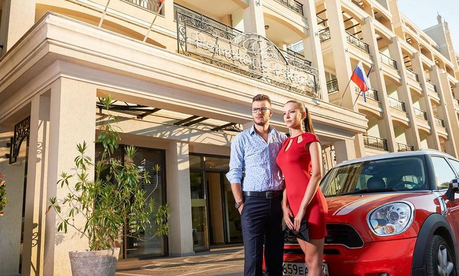 Релакс и СПА отели Болгарии – Penelopa Palace Apart Hotel & SPA