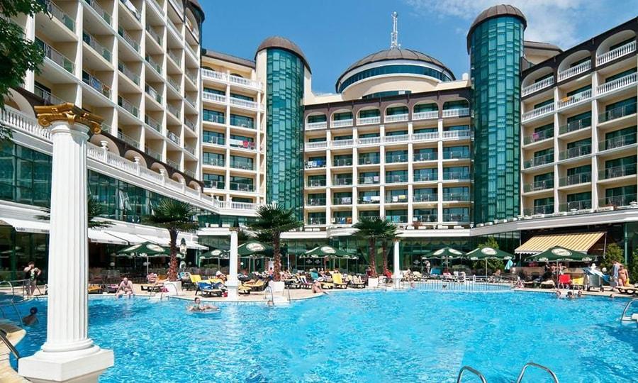 Planeta Hotel & Aquapark 5*, Солнечный берег, Болгария