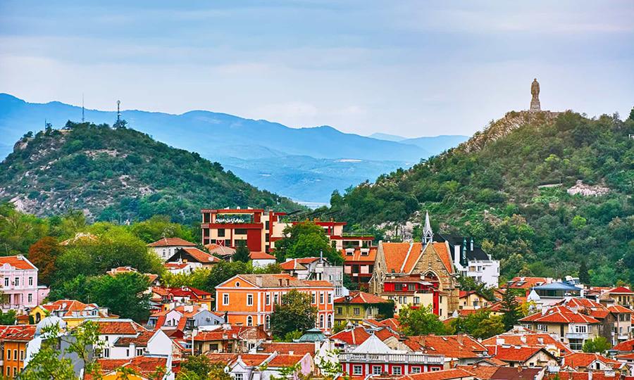 Древний город Пловдив, Болгария