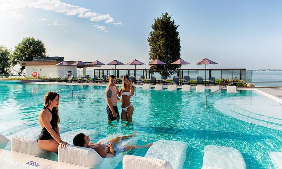 Релакс и СПА отели Болгарии – RIU Palace Sunny Beach
