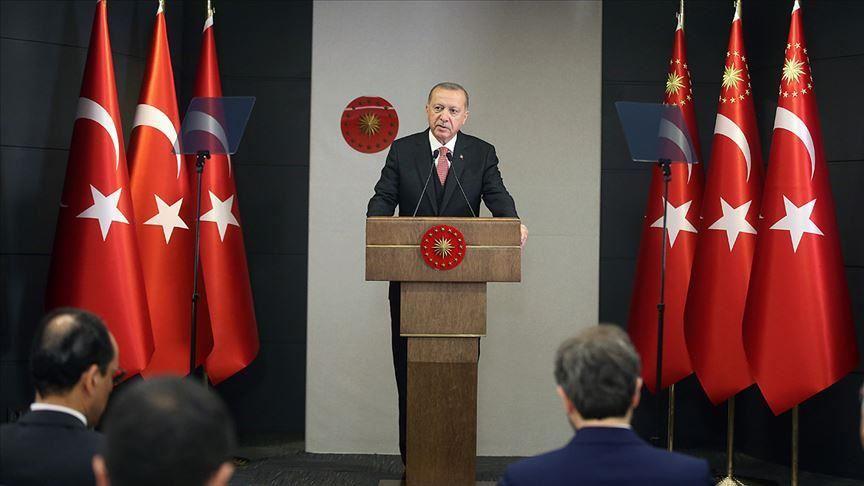 Президент Турции Эрдоган объявил о начале отмены ограничений