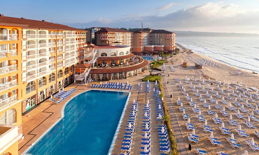 Sol Luna Bay Resort 4*, Обзор, Болгария