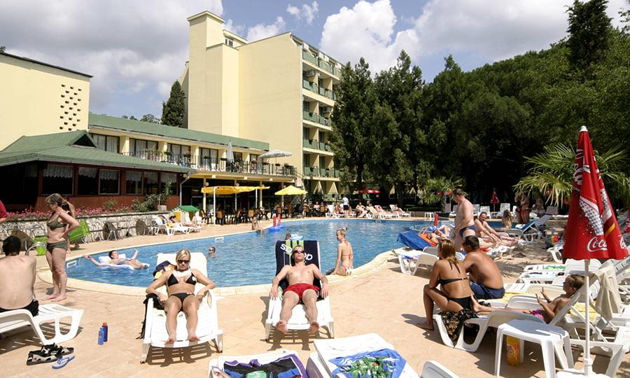 Молодежные отели Болгарии – Tintyava Park Hotel
