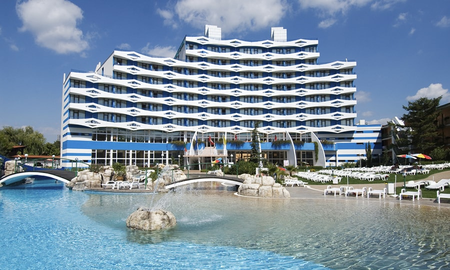 Trakia Plaza Hotel & Apartments 4*, Солнечный Берег, Болгария