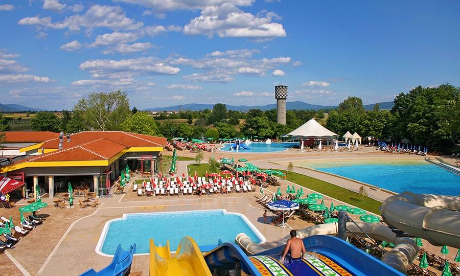 Аквапарк Waterland, Болгария