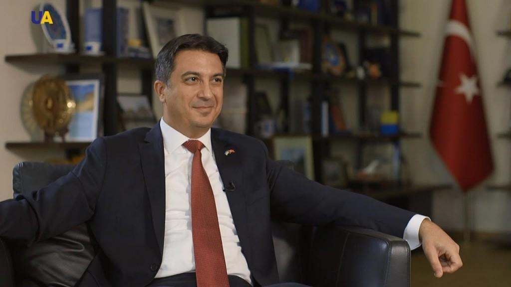 Посол Турции в Украине Ягмур Ахмет Гюльдере